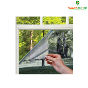 EMF window film