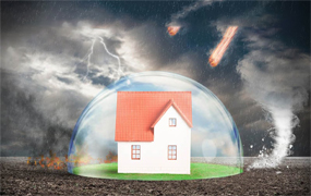 EMF shielding home