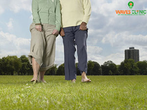 the benefits of barefoot walking