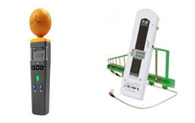 Measurement of Electromagnetic Field Levels