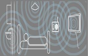 EMF bedroom shielding