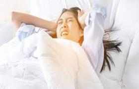 EMF pollution effects on melatonin secretion and sleep time quality