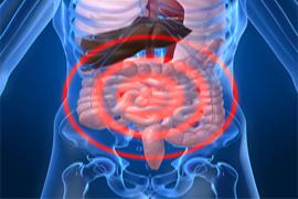 التهاب روده در اثر امواج الکترومغناطیس