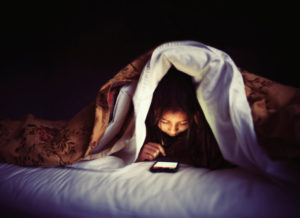 عوارض امواج موبایل