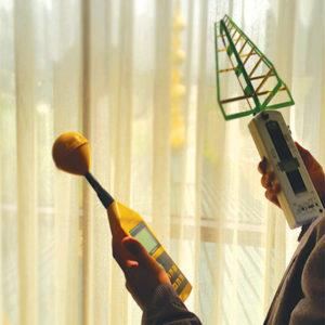 ایرنا – جلوگیری ازنفوذ امواج به منزل با رنگ و برچسب نانویی توسط شرکت دانش بنیان صورت گرفت؛ جلوگیری ازنفوذ امواج به منزل با رنگ و برچسب نانویی