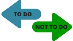 بایدها و نباید هایی برای استفاده از وسایل بی سیم