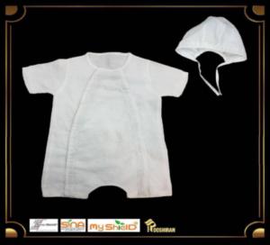 رونمایی از تولید لباس نوزادی ضد امواج توسط شرکت دانش بنیان توسعه سلامت سینا مستقر در مرکز فناوری های پیشرفته دانشگاه شریف با همکاری گروه تولید پوشیران و شرکت سوئیسی Swiss Shield برای اولین بار در جهان