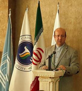 سخنرانی جناب آقای دکتر نظری در نشست تخصصی آموزه های زیست محیطی سازمان ملل برای جوانان