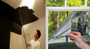 تولید برچسب شیشه و رنگ نانویی ضد امواج برای جلوگیری از ورود امواج الکترومغناطیسی به داخل ساختمان