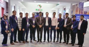 حضور شرکت دانش بنیان توسعه فناوری های نوین سلامت سینا (کلینیک امواج) درنمایشگاه دائمی فناوری نانوتکنولوژی ایران در چین (INCC) واقع در پارک صنعتی سوچو