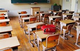 گاز رادون در مدارس