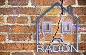 گاز رادون در خانه