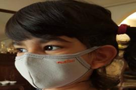 ماسک بچه گانه ضد ویروس و باکتری مای شیلد